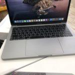 中古のMacBookPro13インチ相見積もり対抗にてお買取り!