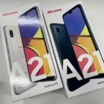 GalaxyA21(SC-42A)高価買取致します!
