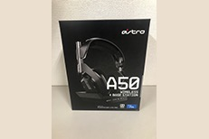 astro WIRELESS + BASE STATION A50