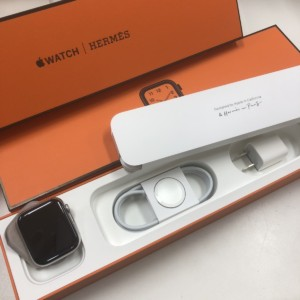 HERMES Apple Watch series4 GPS+LTE 44mm
