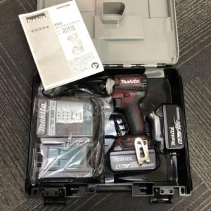 マキタ 充電式インパクトドライバ TD171DGX AR オーセンティックレッド