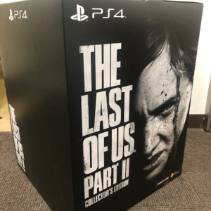 【新品未開封品】The Last of Us Part II COLLECTOR'S EDITION