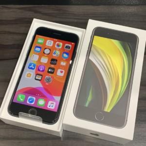 iPhoneSE 第2世代 128GB ブラック