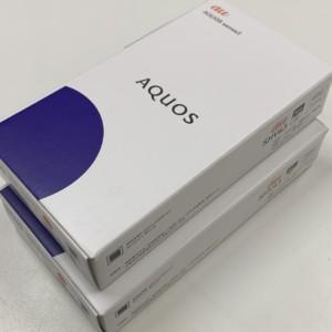 【新品】AQUOS sense2 SHV43 ブラック 2台