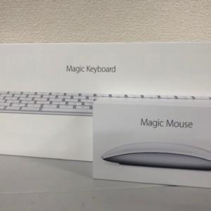 Magic Mouse / Magic Keyboard セット [中古]