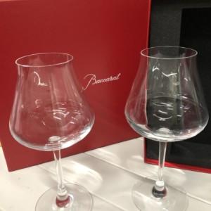 Baccarat ペアグラス シャトーバカラ クリスタルガラス
