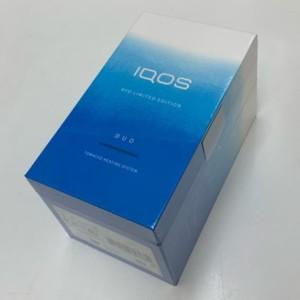 IQOS 3 DUO キット 涼モデル アクアブルー