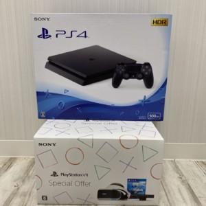 PS4 500GB・PS VR