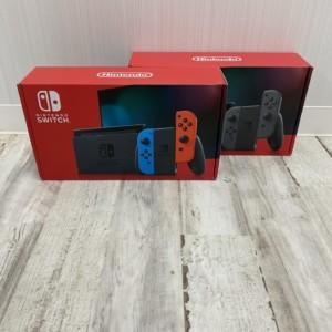 新型 Switch 2台