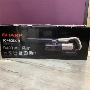 SHARP  RACTIVE Air コードレスサイクロン掃除機
