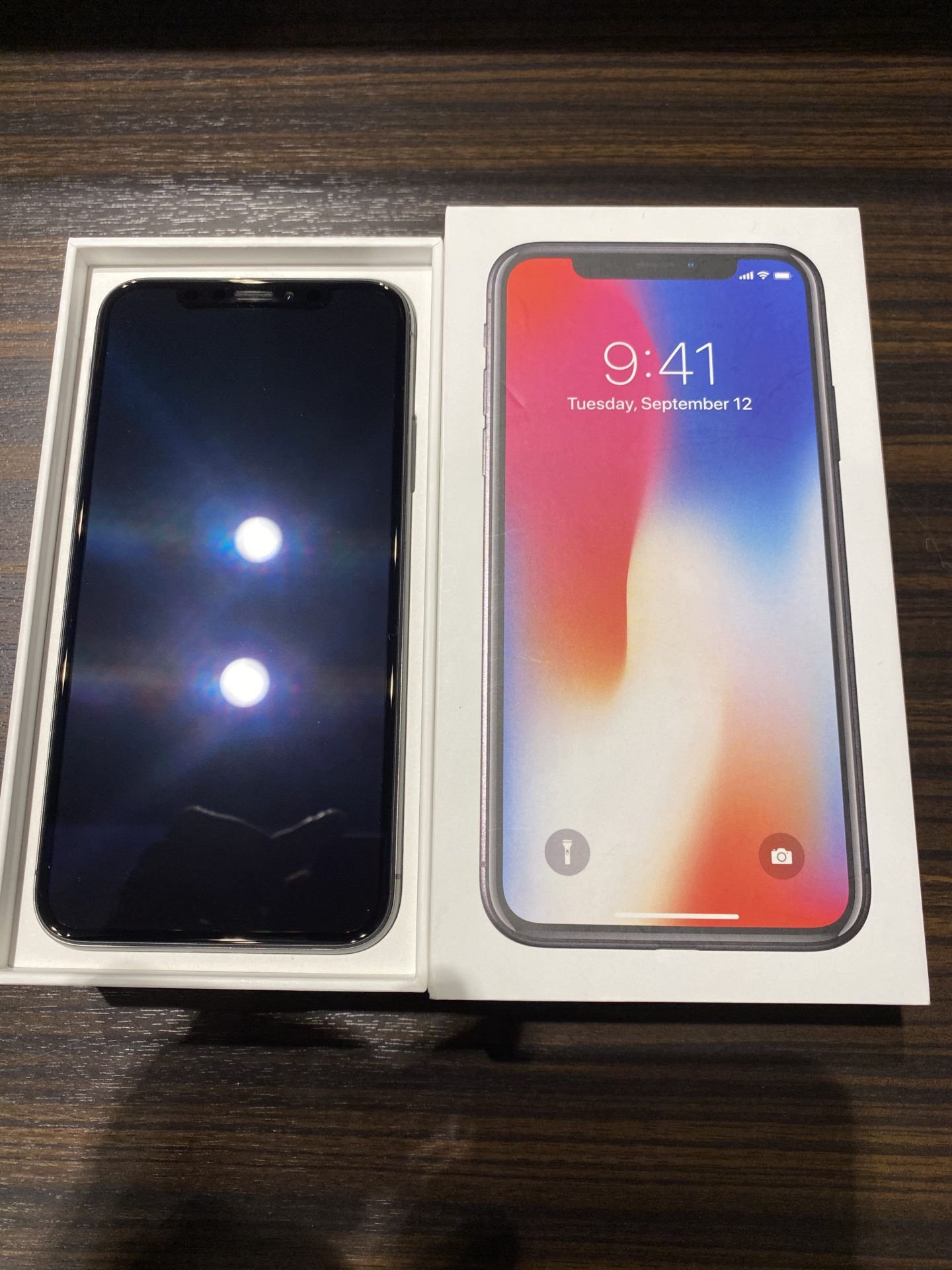 買取商品:iPhoneX 256GB SIMフリー