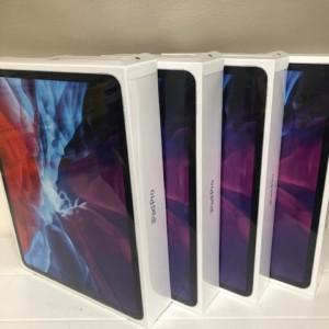 【新品未開封】Wi-Fi版iPadPro 12.9インチ 128GB 4台