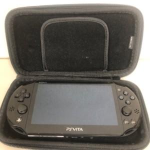 【中古美品】PlayStation VITA PCH-2000 ZA11 ブラック