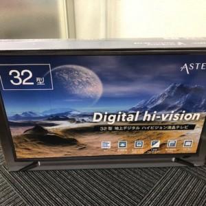 32型地上デジタル AS-01D3201TV