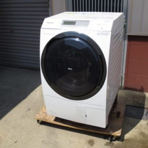 Panasonic ドラム式洗濯機 NA-VX7800R-W