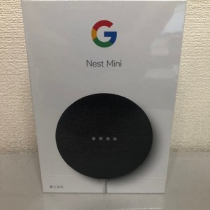 【新品未開封】Google Nest Mini