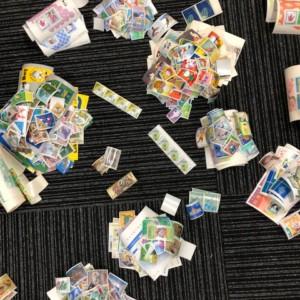 切手バラ 80,000円分