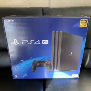 【中古】PlayStation4 Pro 1TB CUH-7200B