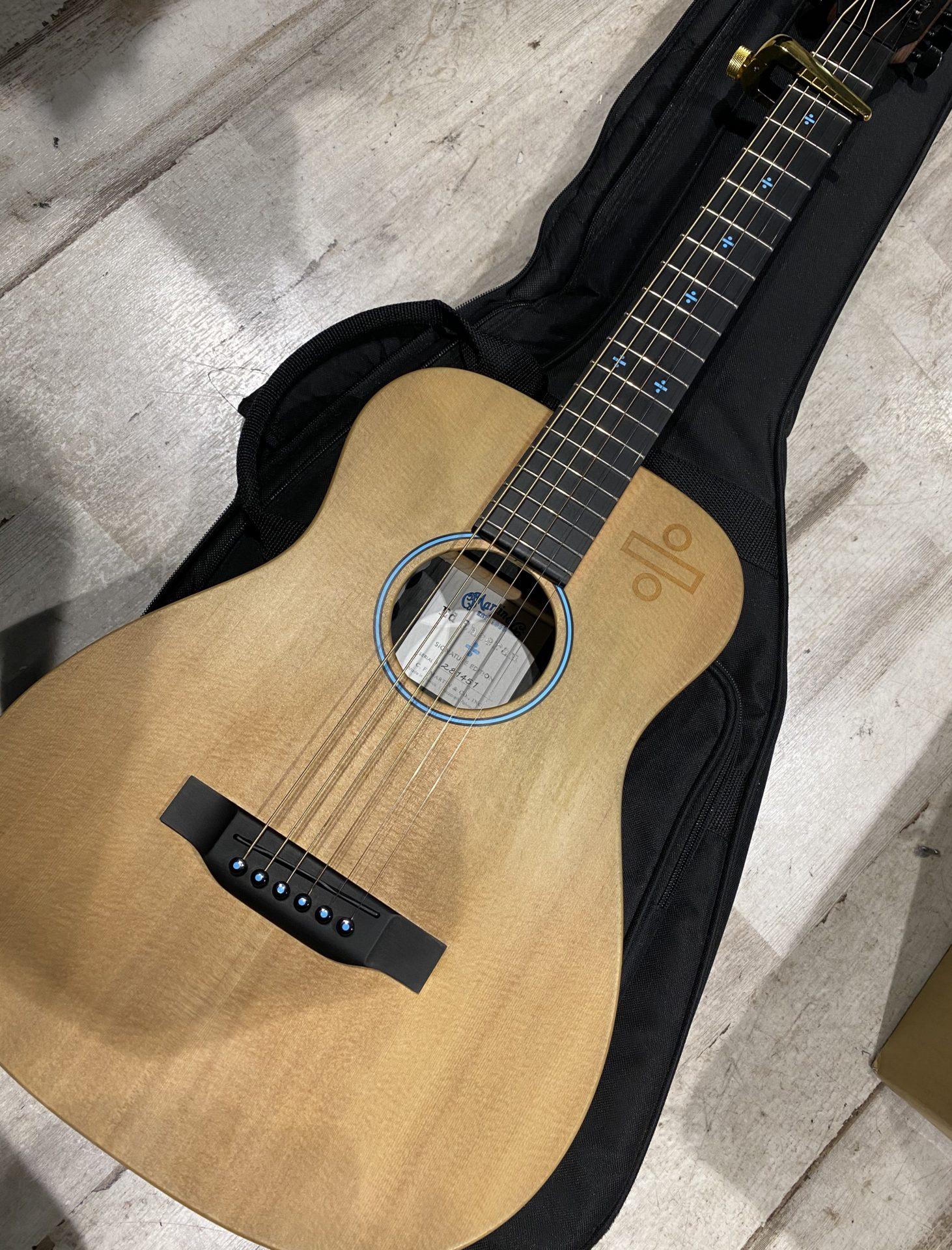買取商品:Martin Ed Sheeran 3 Divide ÷ ミニアコースティックギター