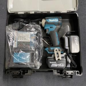 充電式インパクトドライバ TD161DRGX