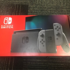【新品未使用】Nintendo Switch グレー