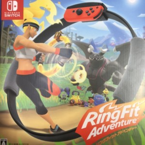 Ring Fit Adventure リングフィットアドベンチャー
