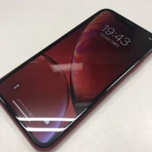 SoftBank iPhoneXR 128GB Product Red