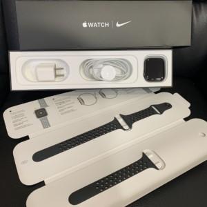 """Apple Watch """"NIKE"""" Series5 44mm MX3F2J/A"""