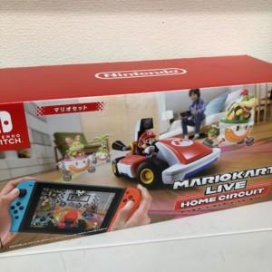 【新品未使用】マリオカートライブホームサーキット マリオ