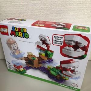 【新品未開封】LEGO スーパーマリオ パックンフラワーのなぞときチャレンジ 71382