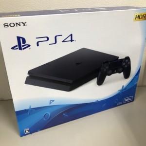 【新品未使用】PlayStation4 ジェットブラック CUH-2200AB01