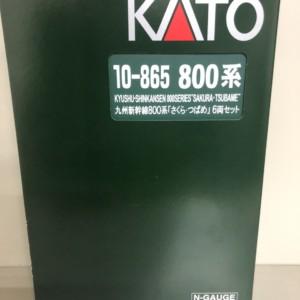 KATO Nゲージ さくら・つばめ 6両セット