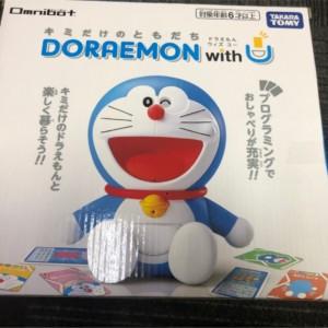 タカラトミー 「DORAEMON with U」