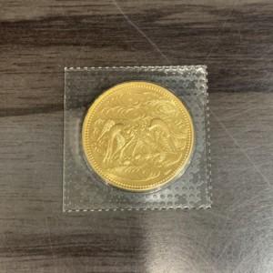 昭和61年 御在位60年記念 10万円金貨