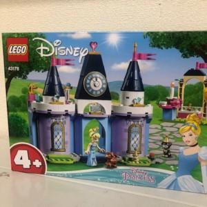 【新品未開封】LEGO ディズニー シンデレラのお城 43178