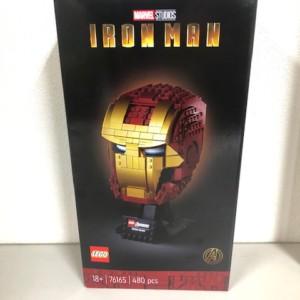 【新品未開封】LEGO スーパーヒーローズ 76165 アイアンマン ヘルメット