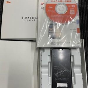 GRATINA KYV48新品未使用