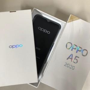 【新品未使用】OPPO A5 2020 64GB