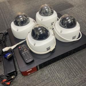 ネットワークカメラ+レコーダー