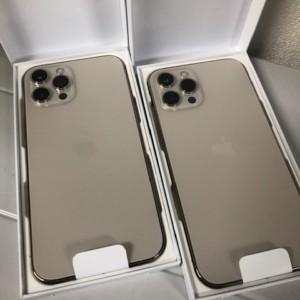 【未使用品】docomo iPhone12 pro 256GB 2台