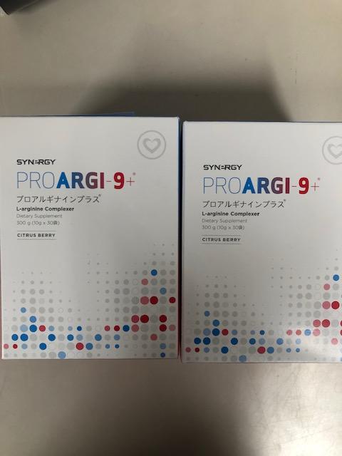 買取商品:プロアルギナインプラス グレープ 粉末清涼飲料 2箱