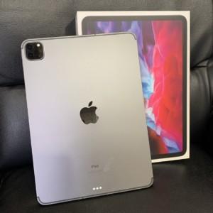 iPad Pro 11インチ(第2世代) 128GB MY2V2J/A 【SIMフリー】
