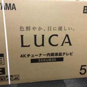アイリスオーヤマ 55インチ 4Kチューナー搭載液晶テレビ