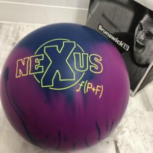 ボーリング球 NEXUS f(P+F)