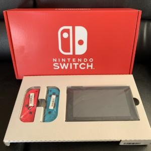 【新品】NINTENDO Switch (ニンテンドーストア版)