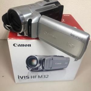 Canon ビデオカメラ iVIS HF M32