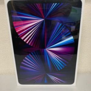 【新品未開封】第3世代 iPadPro 11インチ 256GB シルバー Wi-Fiモデル