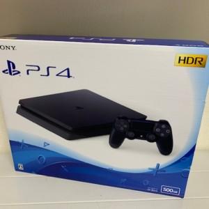 【中古美品】PlayStation4 CUH-2200AB01