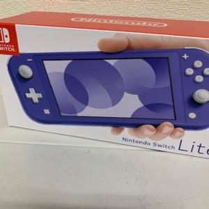 【新品未使用】Nintendo Switch Lite ブルー
