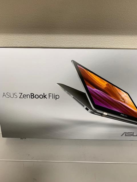買取商品:【中古美品】ASUS ZenBook Flip